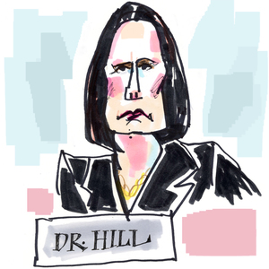Fiona Hill testifies