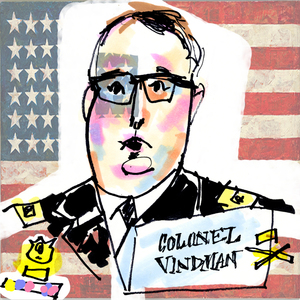 Colonel Vindman testifies